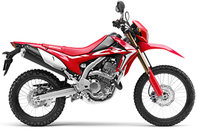 CRF250L lateral derecho
