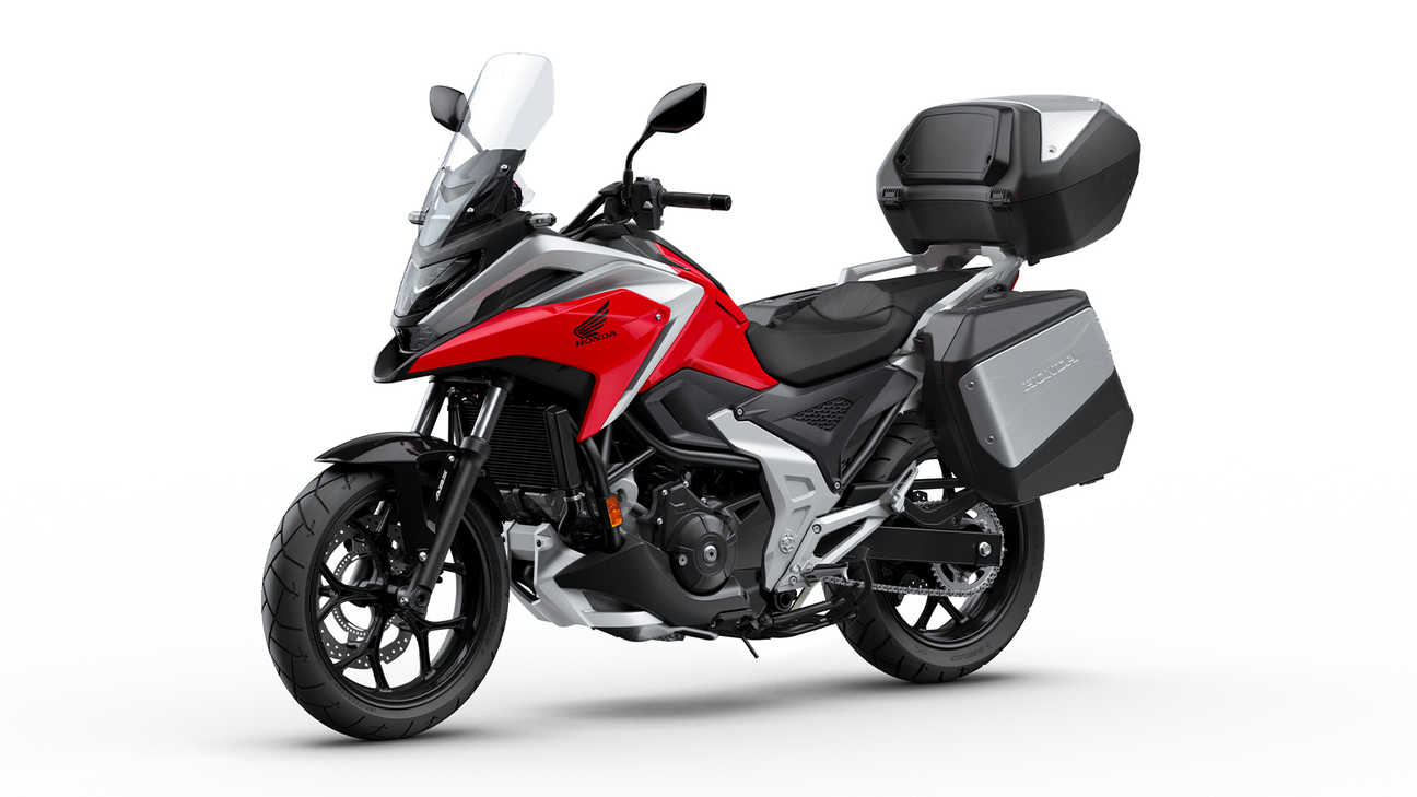 NC750X, PACK TRAVEL