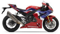 Side studio shot of CBR1000RR-R Fireblade SP