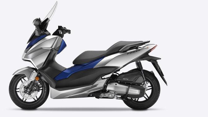 descripci n general forza 125 scooter gama motocicletas honda. Black Bedroom Furniture Sets. Home Design Ideas