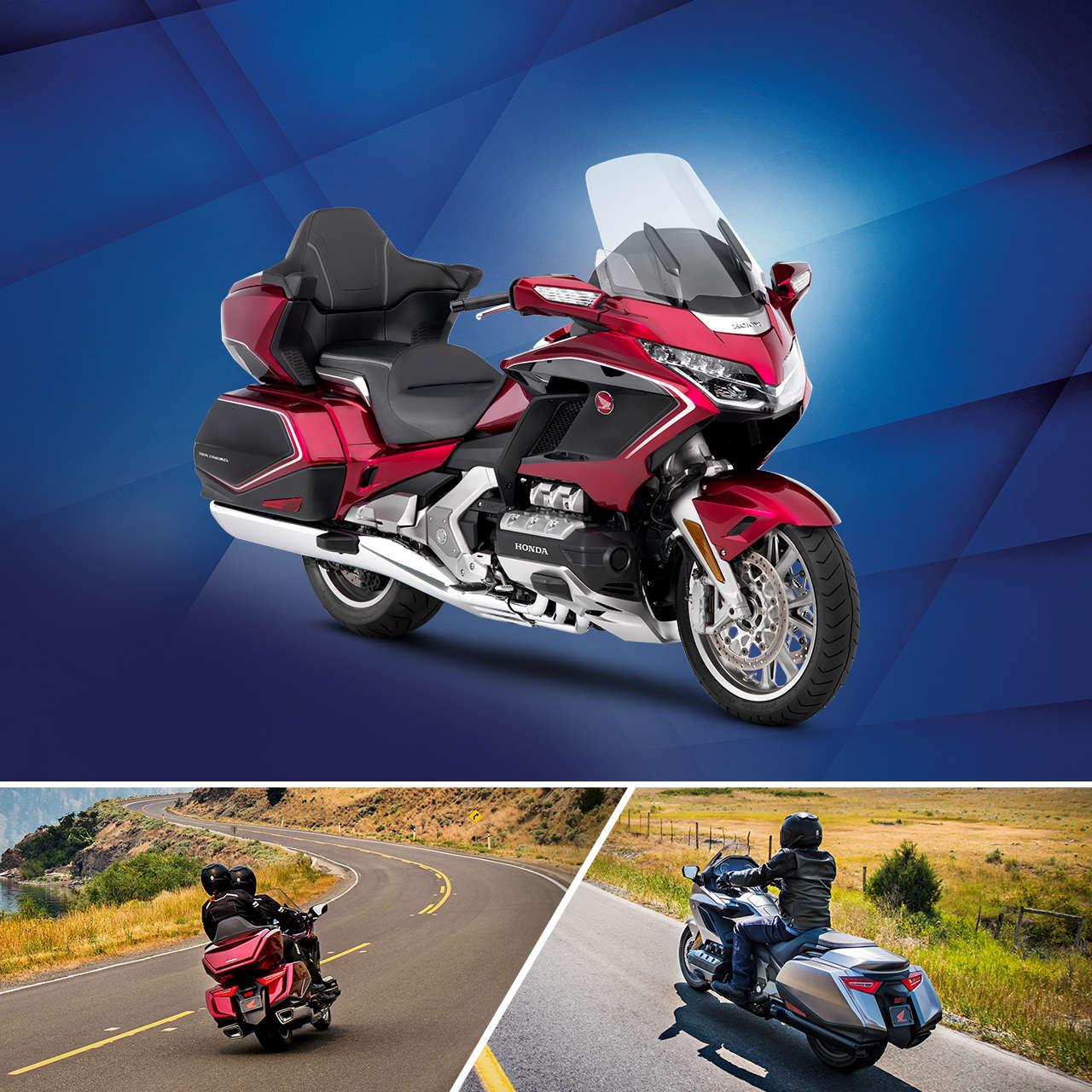 Descripción general de Honda Gold Wing | Touring | Motocicletas Honda