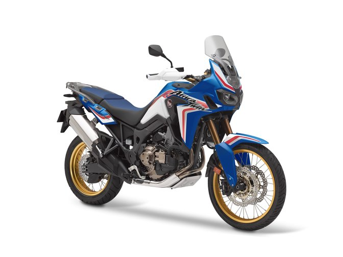 Africa Twin tricolor 2019