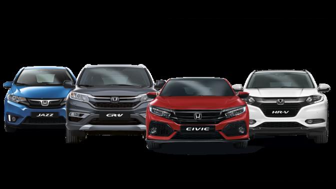 Honda Coches España | Gama de Coches Nuevos | Honda ES