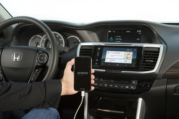 2016 Honda Accord with Android Auto™
