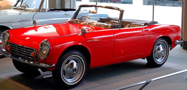 Honda S500 (1963)