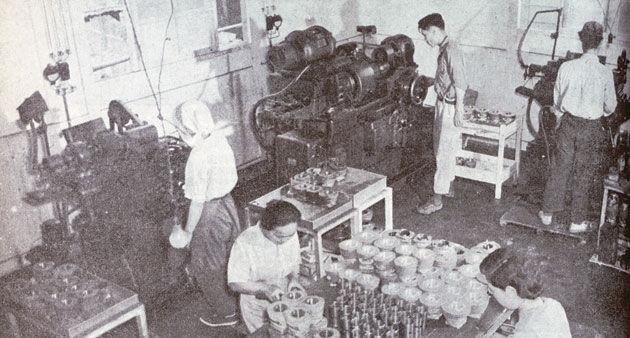 Historia Honda