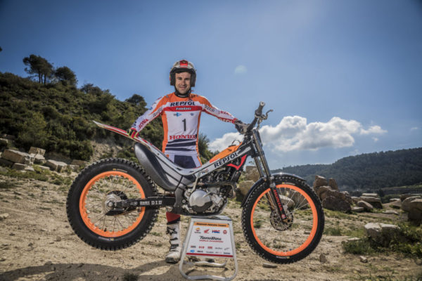 Honda, Repsol Honda Team, Toni Bou, Trial