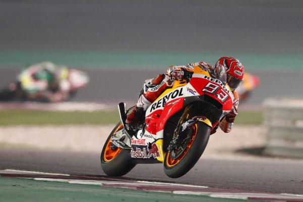 MotoGP Catar Márquez