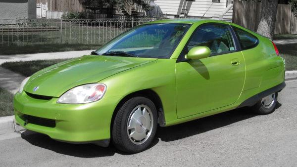 Honda Movilidad Limpia Honda Insight
