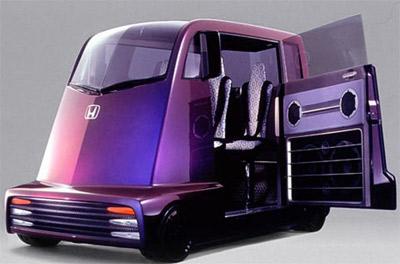 512 - los 6 vehículos más curiosos jamás creados por Honda - Fuya-jo