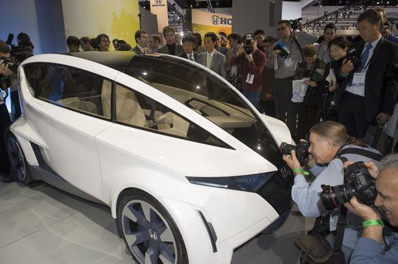512 - los 6 vehículos más curiosos jamás creados por Honda - P-NUT