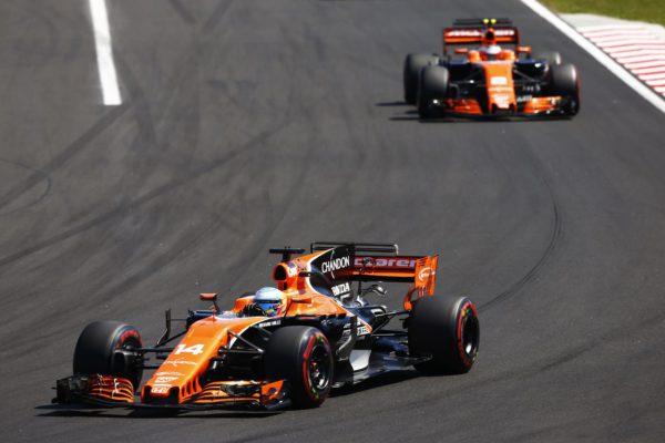 Honda, McLaren-Honda, F1, Fórmula 1, Fernando Alonso, Stoffel Vandoorne, GP Hungría
