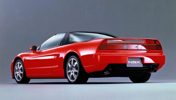 529 - Acura NSX