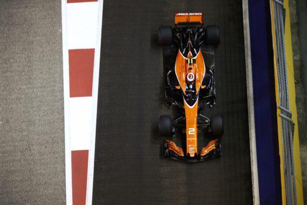530 - Fernando Alonso, Honda, McLaren, Gran Premio Singapur, Stoffel Vandoorne