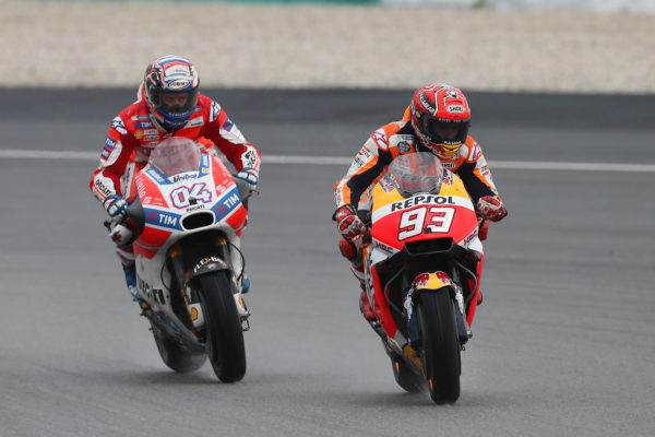 545 - Marc Márquez Gran Premio de Malasia MotoGP