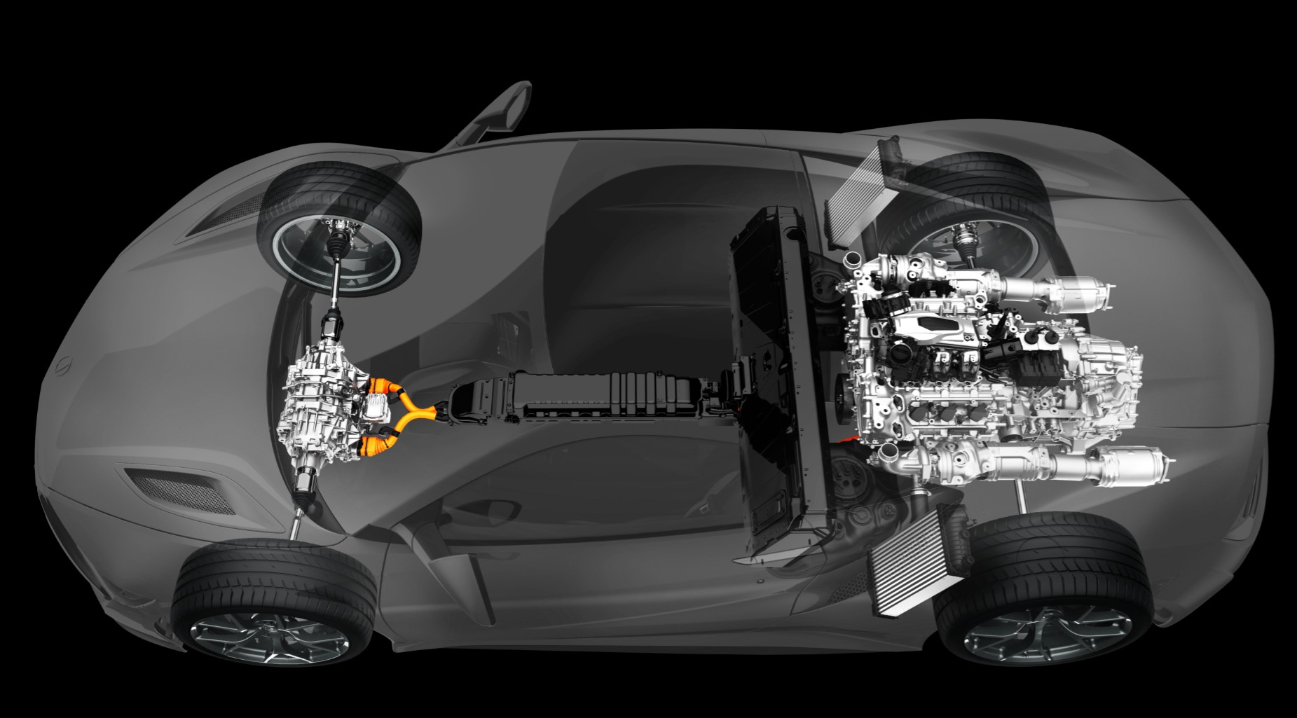 2015 Honda NSX SAE