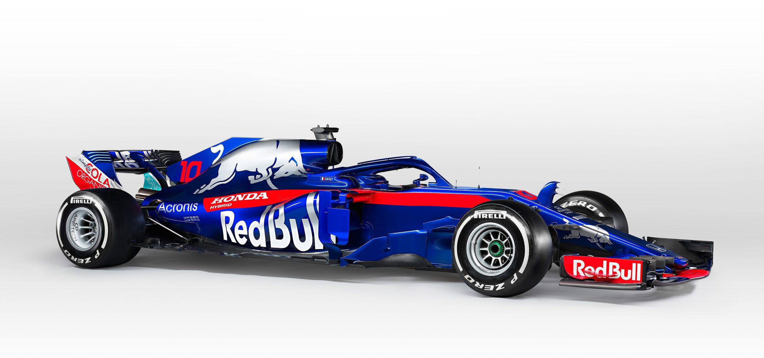 Red Bull Toro Rosso Honda F1 STR13