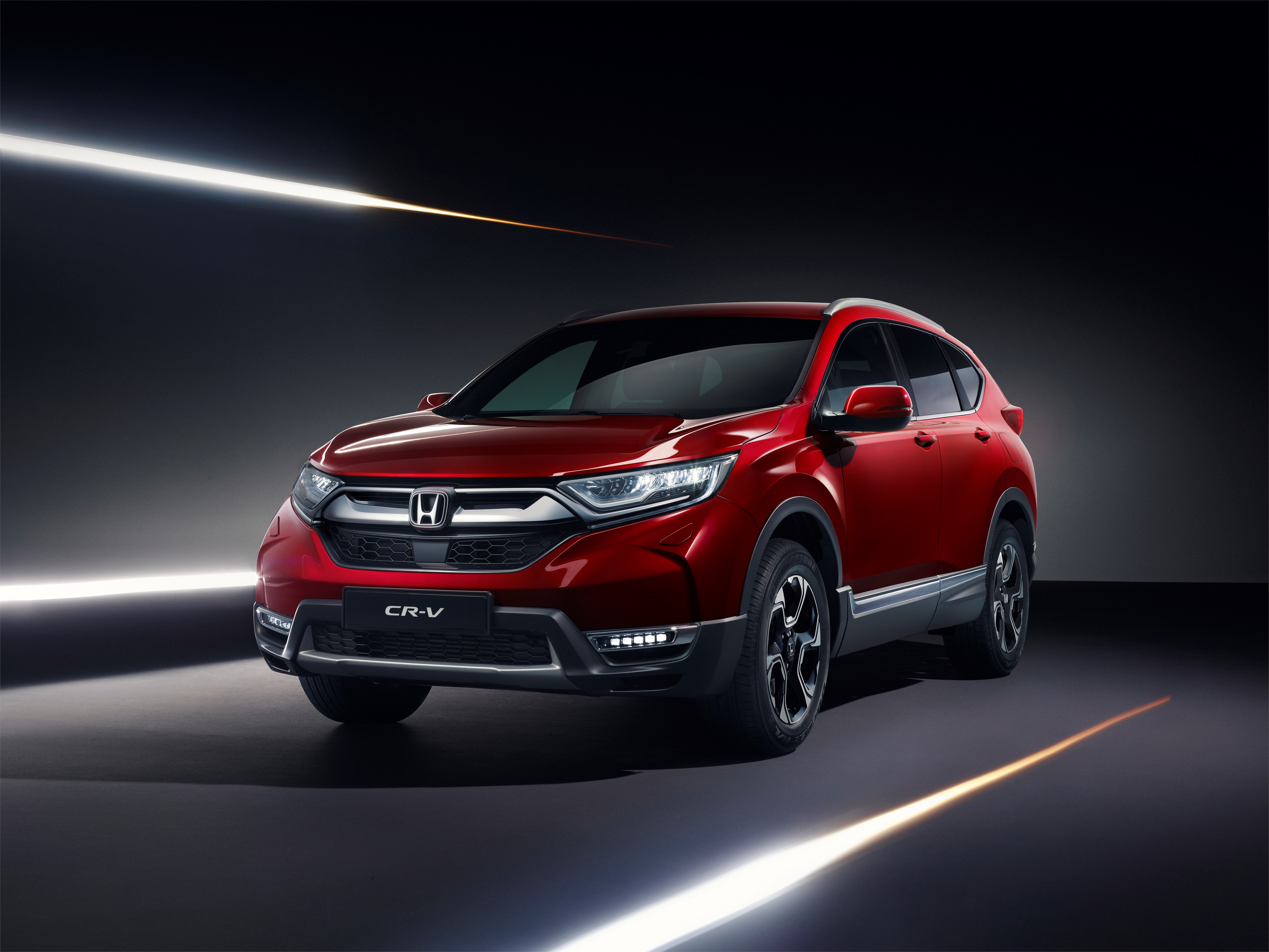Honda CR-V Salón de Ginebra