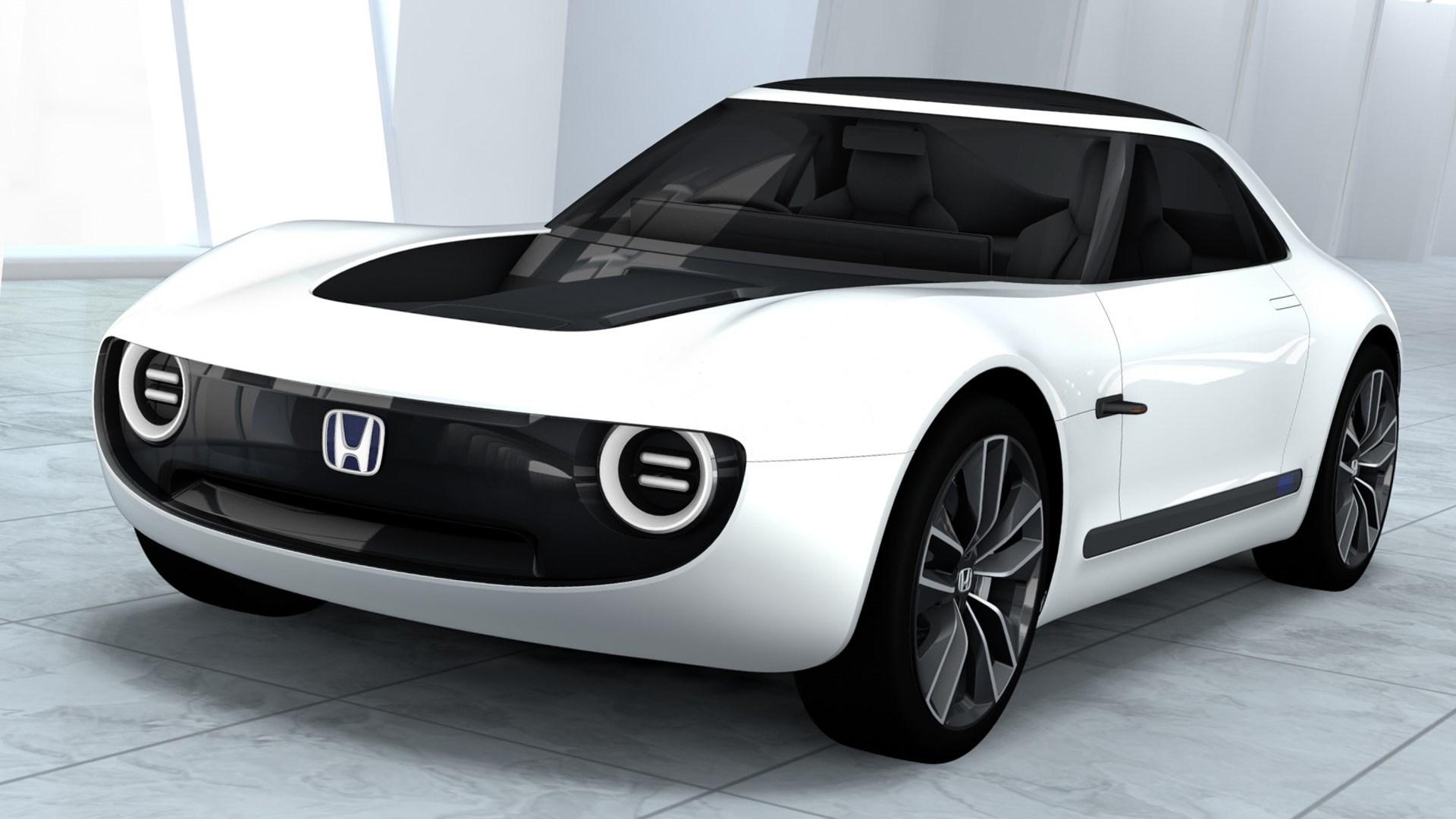 Honda Sports EV Concept - Design Story