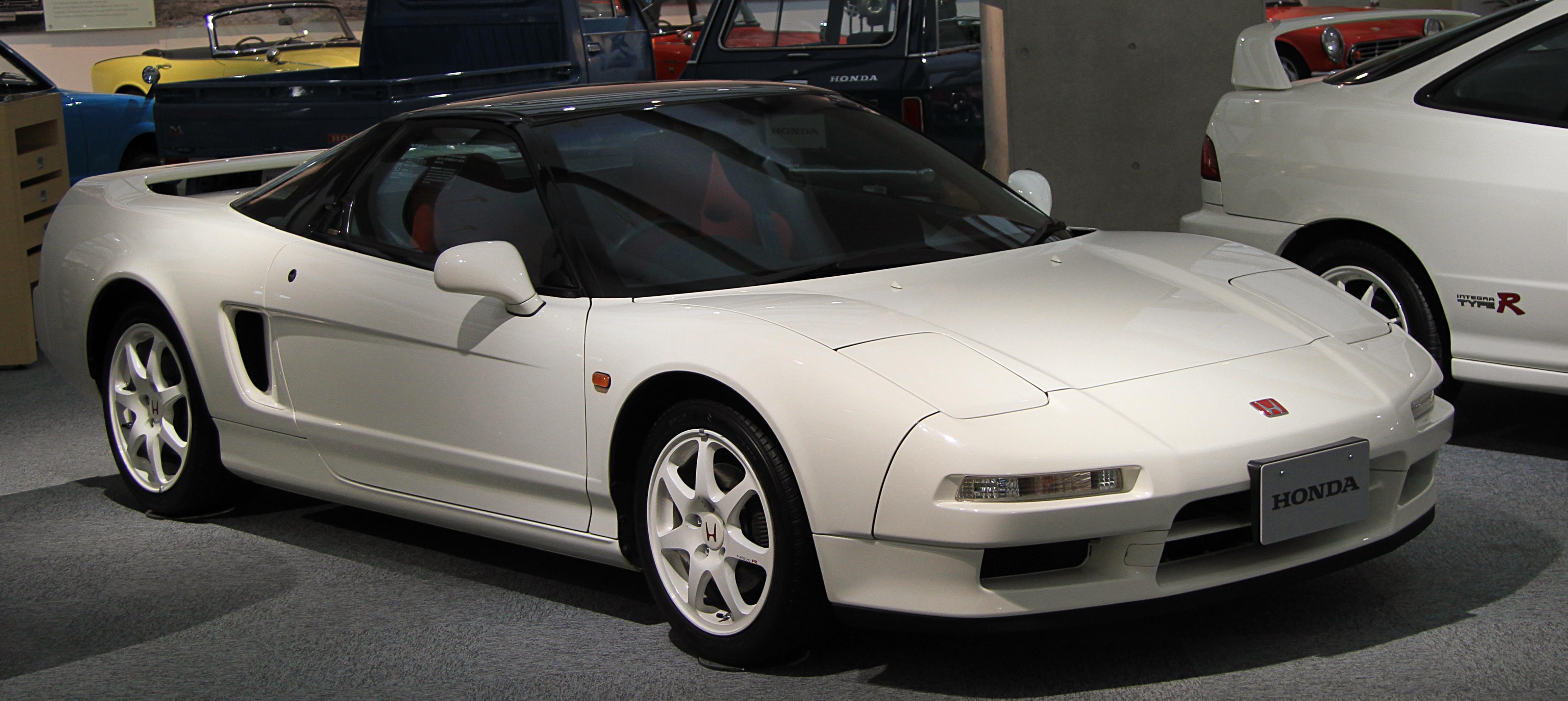 Honda NSX- type-R 1992