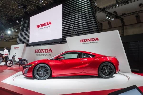 NSX, el superdeportivo de Honda, uno de los iconos de la marca japonesa