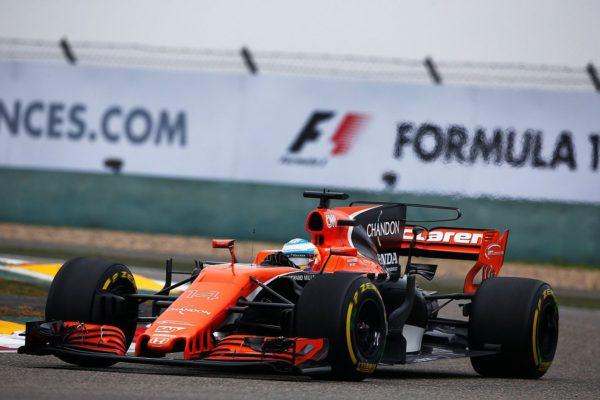 Fernando Alonso GP CHINA F1