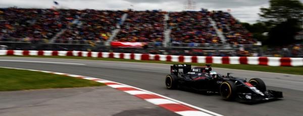 Fernando Alonso GP Canada F1