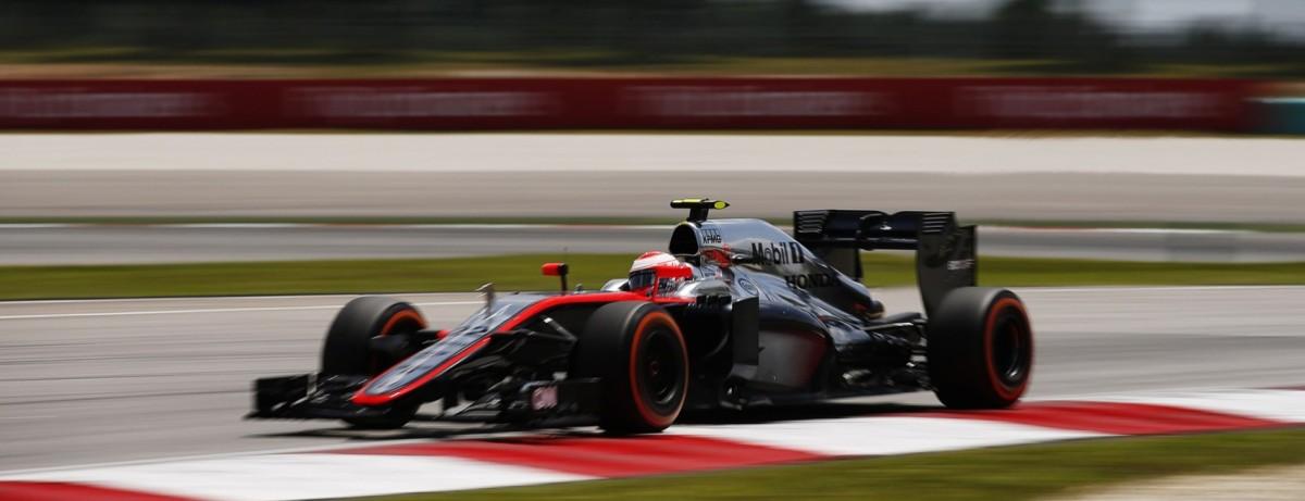 GP Malasia F1