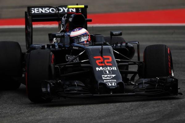 Jenson Button Alemania GP