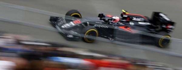 Jenson Button GP Canada F1