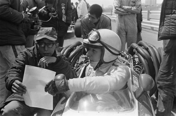 John Surtees, leyenda del motor: campeón en la F1 y en el campeonato mundial de motos
