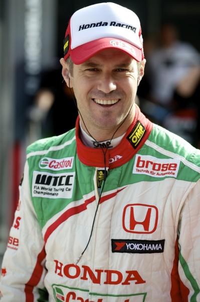 Tiago Monteiro en Salzburgring