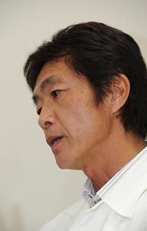 El ingeniero Junji Yamano