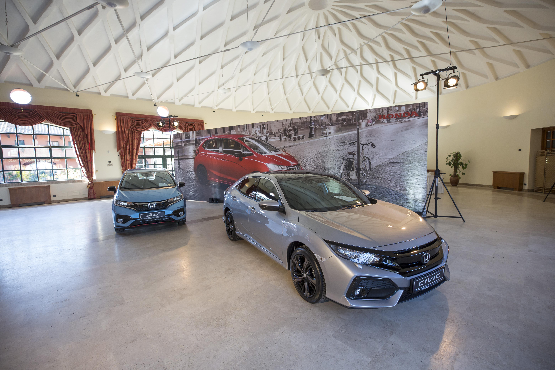 Los nuevos Honda Civic Diesel y Honda Jazz Dynamic llegan a Europa