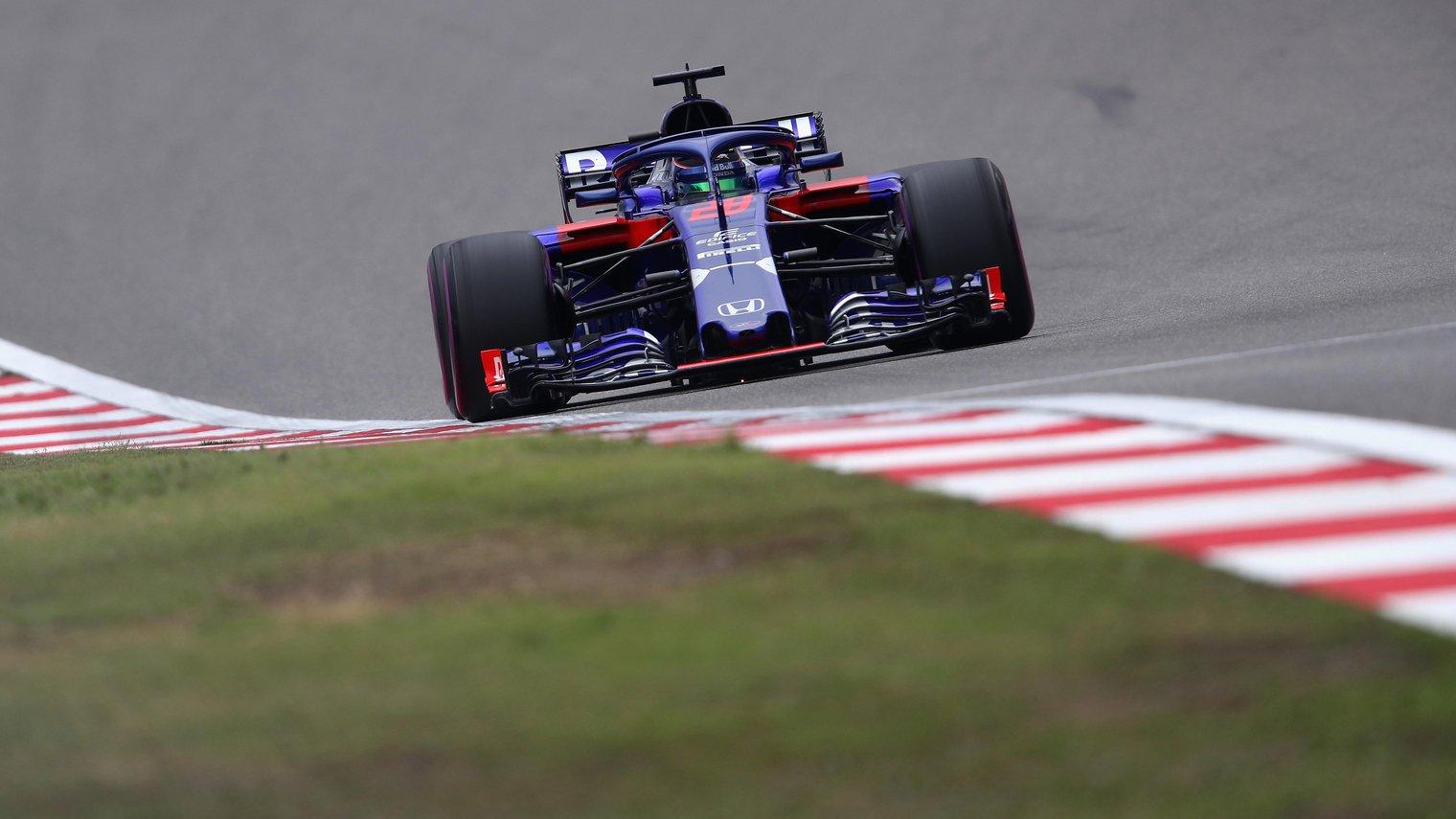 Un Gran Premio de China para olvidar