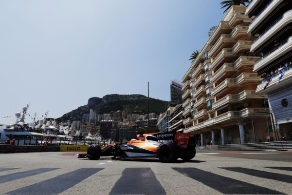 F1 Formula1 Jenson Button GP Monaco