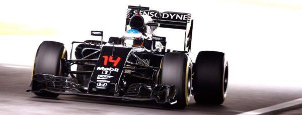 Alonso acabó decimosexto en Suzuka