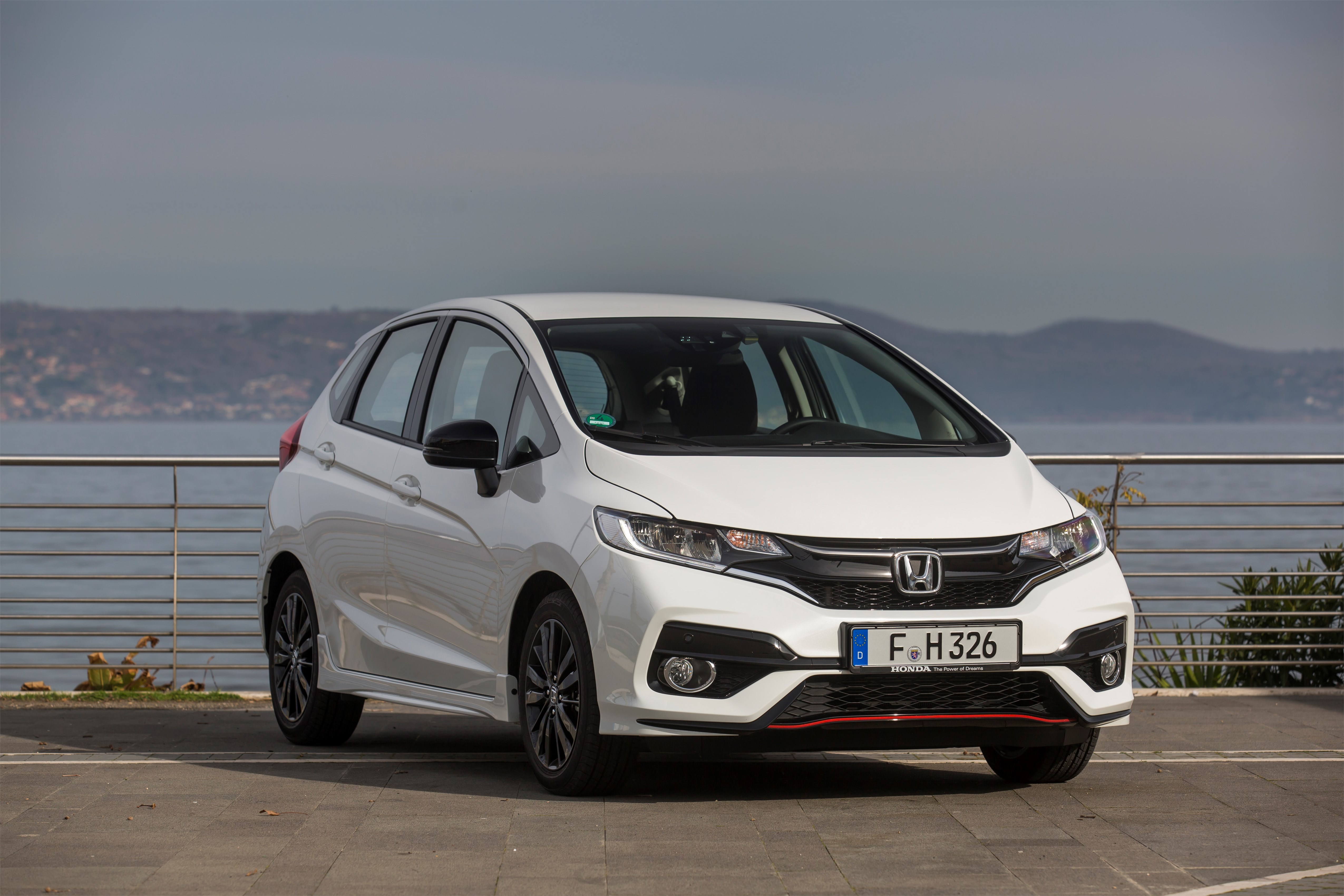 2018 Jazz Dynamic 1.5-litre i-VTEC