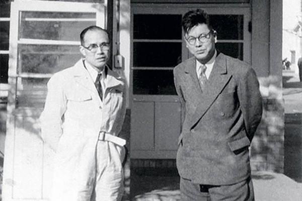 Los inicios de Soichiro Honda y Takeo Fujisawa