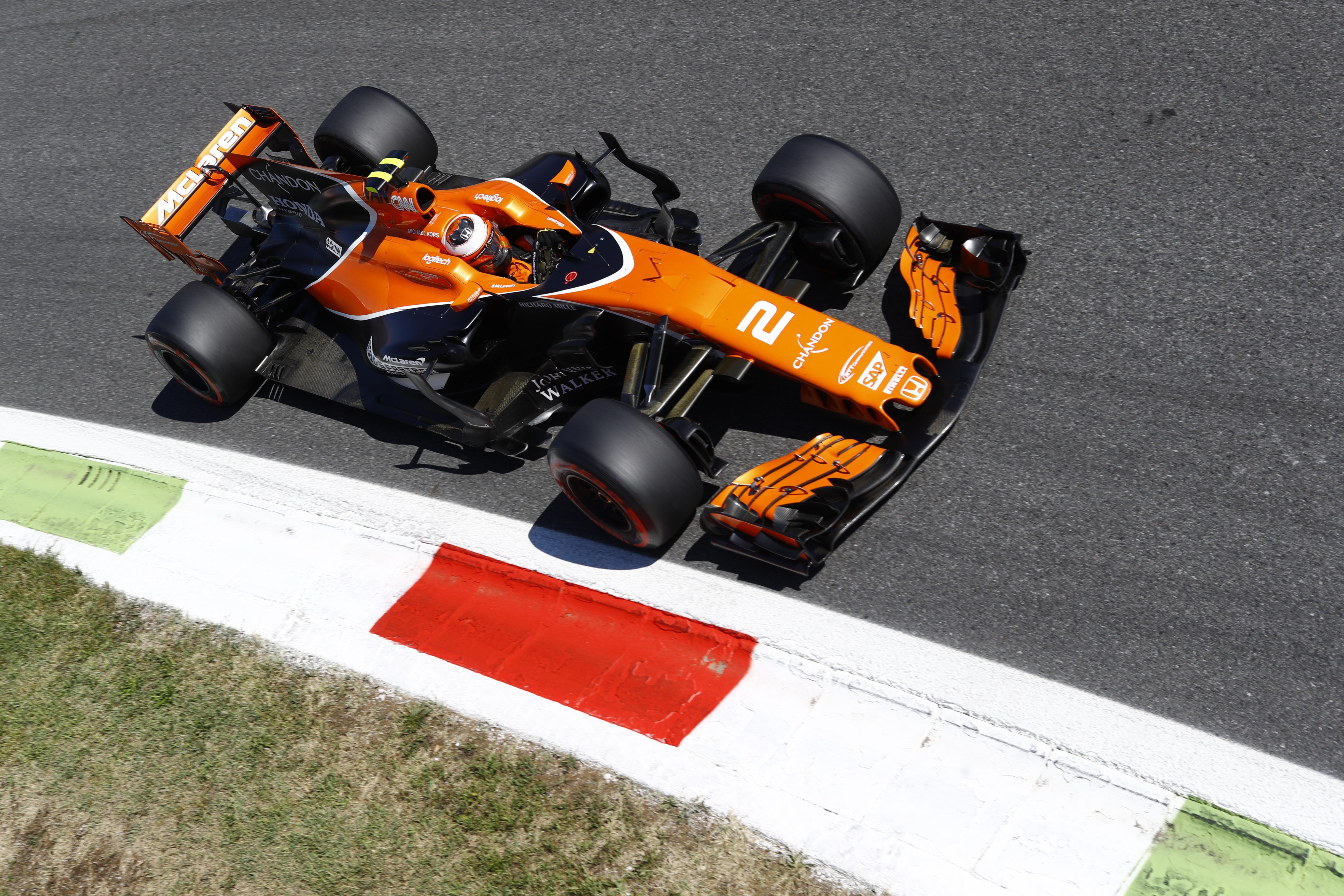 McLaren GP Italia
