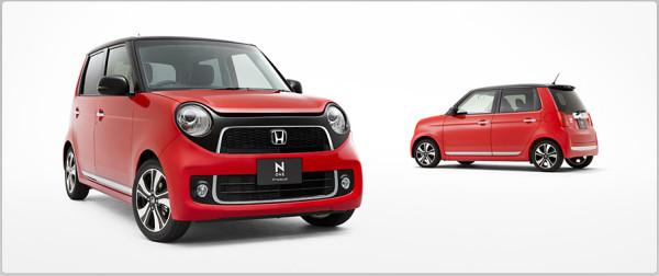 N-ONE de Honda